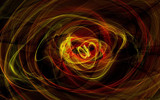 Fire O by StarLite, abstract gallery