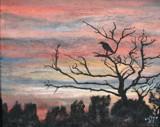 Sunset Silhouett by Geritsen - The OIL by rotcivski, rework gallery