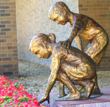 Pick a Good One, Sis! by kidder, Photography->Sculpture gallery