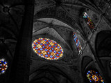 Dark Interior by biffobear, photography->places of worship gallery