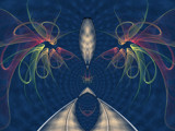 Pushing The Envelope by Flmngseabass, abstract->fractal gallery