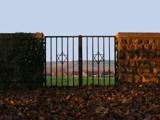 Cemetery Door by BernieSpeed, Photography->General gallery