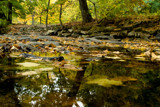 Reflections of Autumn by rriesop, Photography->Landscape gallery