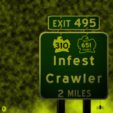 AU Road Signs - Exit 495 by Jhihmoac, illustrations->digital gallery