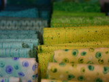 colourful sparks yellow and blue by monkeypuzzle, Photography->Still life gallery