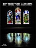 HAPPY NEW YEAR by Dunstickin, photography->places of worship gallery