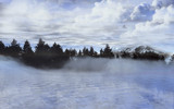 Mt. Rainier by jazzilady, computer->landscape gallery
