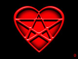 Wiccan Valentine by Jhihmoac, illustrations->digital gallery