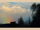 The Birth Of A Rainbow by LynEve, Photography->Skies gallery