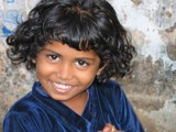 joyful girl from South India by AgnesP, Photography->People gallery