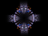 Clocked by ianmacappin, Abstract->Fractal gallery