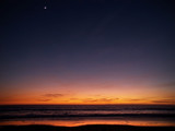 Moon Up at Sun Down by Zyrogerg, Photography->Sunset/Rise gallery