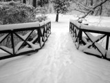 After Snowing by moha, photography->bridges gallery