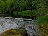 Clockburn Weir by biffobear, photography->waterfalls gallery