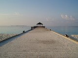 Meedhu Jetty by mblackbird, photography->architecture gallery