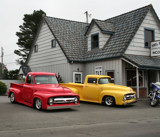 Rod Run Series: 4. Dreamin' of a Pickup?! by verenabloo, Photography->Cars gallery