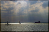 Lowering The Sail by corngrowth, photography->boats gallery