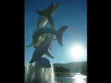 Dolphin Fountain by MiLo_Anderson, Photography->Sculpture gallery