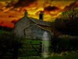 The House at the end of the lane by biffobear, Photography->Manipulation gallery