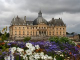 Vaux Le Vicomte (back) by Paul_Gerritsen, Photography->Castles/Ruins gallery