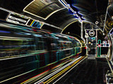 Speed of the Underground by pineapple, Photography->Manipulation gallery