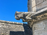 Palais des Papes Gargoyle by reddawg151, photography->architecture gallery