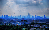 Kuala Lumpur in a Distance by Seebee0509, photography->city gallery