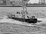 Pilot Boat by Ramad, contests->b/w challenge gallery