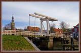 Veere (38), Draw-bridge by corngrowth, photography->bridges gallery