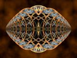 Stellar Football by Flmngseabass, abstract gallery