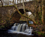 Bowlees Bridge by biffobear, photography->bridges gallery