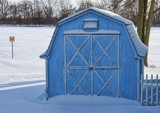 My Shed Needs A Paint Job by Jimbobedsel, photography->architecture gallery