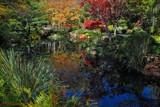 Gibbs Garden Reflection 10 by heidlerr, photography->gardens gallery