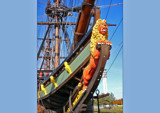 Figurehead of the Batavia by corngrowth, Photography->Boats gallery