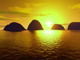 The end of another day by J_272004, Computer->Landscape gallery