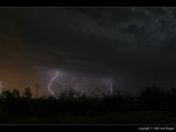 Lightning Storm by Delusionist, Photography->Skies gallery
