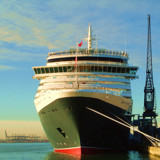 The Other Queen Victoria - Southampton Docks by cbanksyUK, Photography->Boats gallery