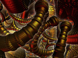 Metal Maze by Joanie, abstract->fractal gallery