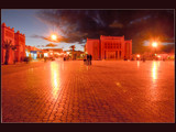 Ouarzazate's central square........... by fogz, Photography->City gallery