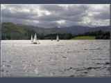 storm over Ullswater... by fogz, Photography->Boats gallery