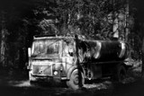 Forest Tanker by MJsPhotos, contests->b/w challenge gallery