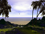 The Beach by DixieNormus, Computer->Landscape gallery