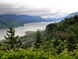 Oregons Mighty Columbia River Gorge by verenabloo, Photography->Landscape gallery