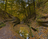 Starved Rock Fall Colors by alan1250, Photography->Landscape gallery