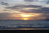 My First sunset on the Andaman Coast, THailand by mizzhoffman, Photography->Sunset/Rise gallery