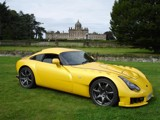 TVR Sportscar at Castle Howard by yellow_peril, photography->cars gallery