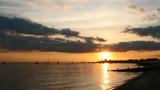 Sundown on sea by artytoit, photography->sunset/rise gallery