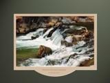 Virgin River Cascade by nmsmith, illustrations->digital gallery