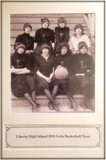 Liberty High School 1915 Girls Basketball Team by Flmngseabass, photography->people gallery