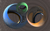 3 Ring Binder by Flmngseabass, abstract gallery